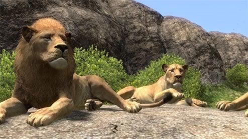 National Geographic Publishing Sony's Afrika?