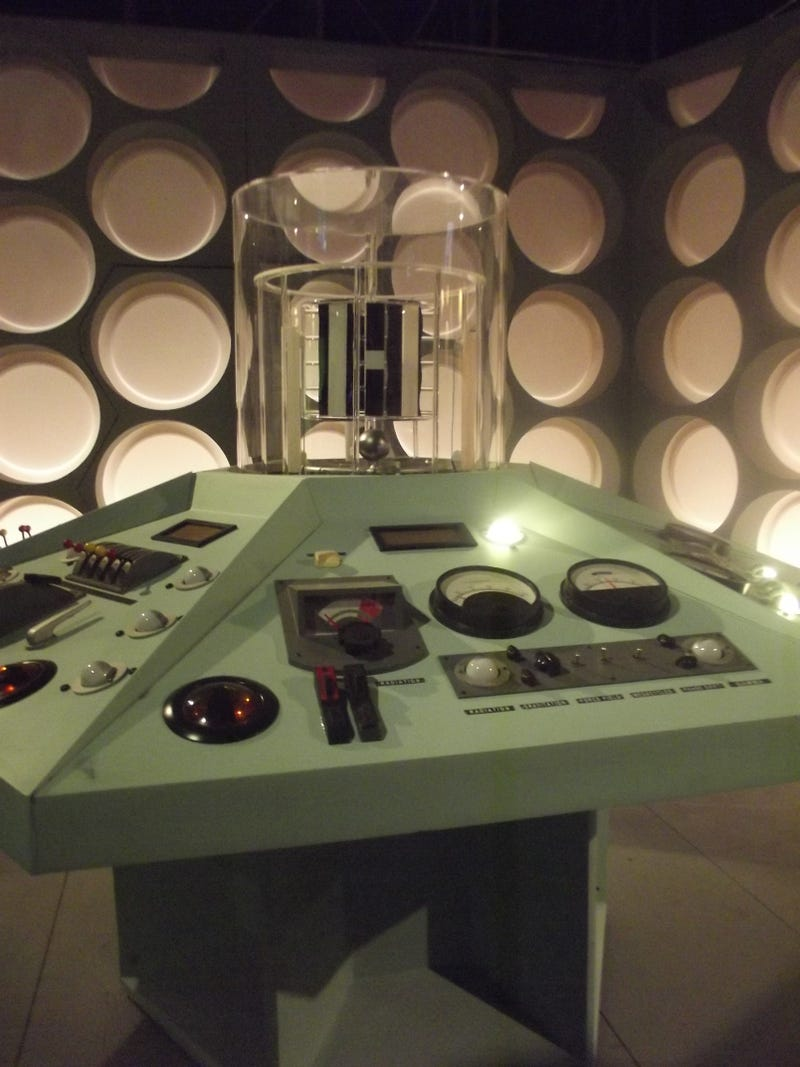 I have experienced the Doctor Who... Experience