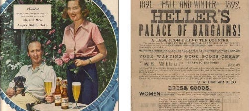 Vintage Ad Browser Provides Classic, Cheesy Marketing Images