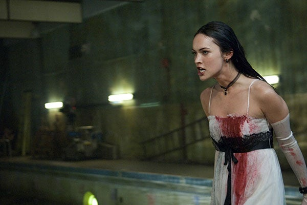 Jennifer's Body Gets Even Sleazier. And The Other Shoe Drops On Lost And Doctor Who