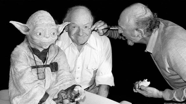 R.I.P. Stuart Freeborn, the creature creator who brought Yoda to life