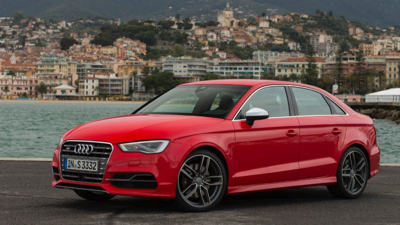 The 2015 Audi S3 Is An Incredible Engine In A Sweet, Sweet Body