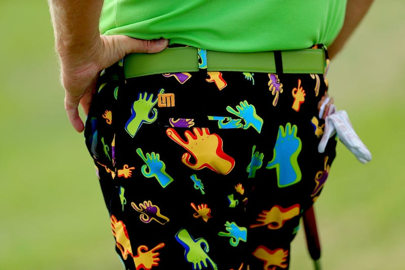 Here Is A Picture Of John Daly's Ass, For Prostate Cancer Awareness