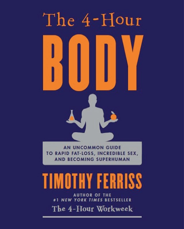 Stop By Tomorrow at 3pm EST for a Q & A with 4-Hour Body Author Tim Ferriss