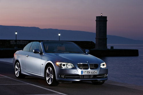 2011 BMW 3-Series: Press Photos