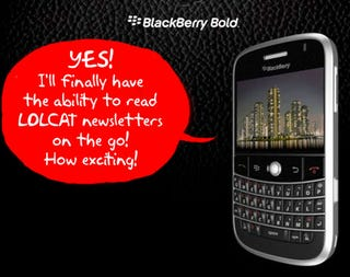 RIM's BlackBerry BIS v.2.5 Due On June 28, Will Include HTML Email Support
