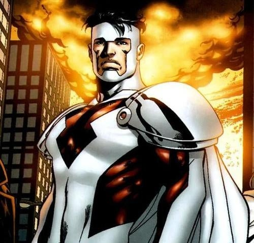 Who has the best knockoffs and parodies: Superman or the Fantastic Four?