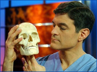 Dr. Oz Is a Mean Old Neighbor