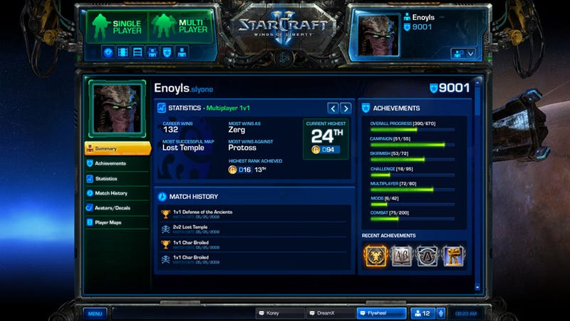 Battle.Net And StarCraft In Pictures