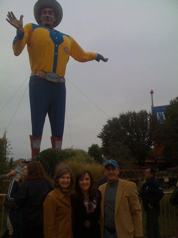 RIP Big Tex: 1952-2012