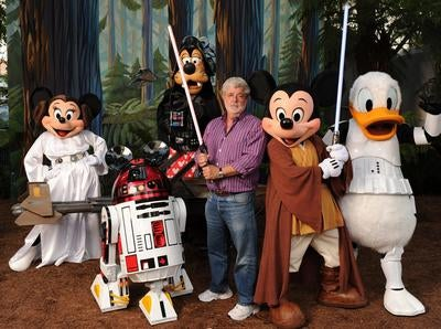 Newly merged Disney/Lucasfilm plans new Star Wars films every two to three years