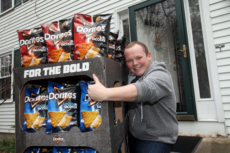 Doritos Is Going to Fix Your Chicken Wings, and Your Life