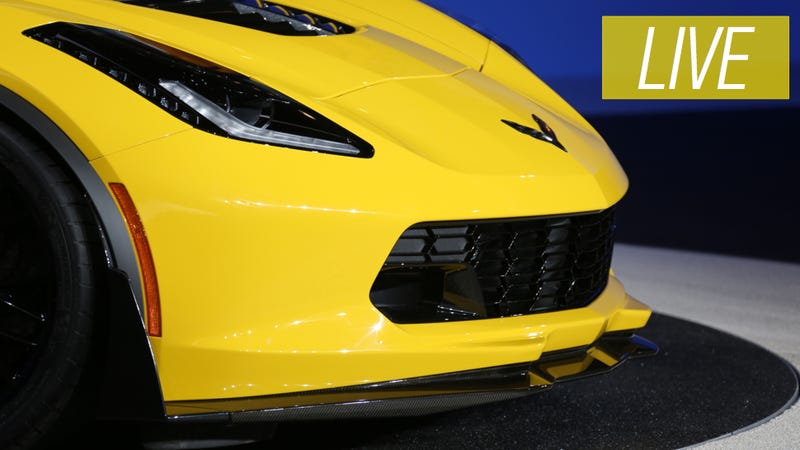 Ask Corvette Z06 Chief Engineer Tadge Juechter Anything