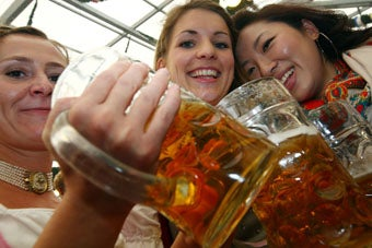 We'll Drink To That: Beer Was Invented By Women