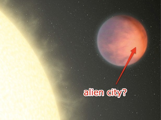 """Mysterious """"hot spot"""" on alien planet leaves scientists baffled"""