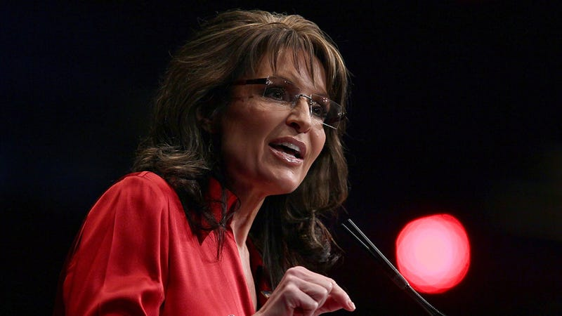 Look Out, Heathens: Sarah Palin Is Writing a Book on Christmas