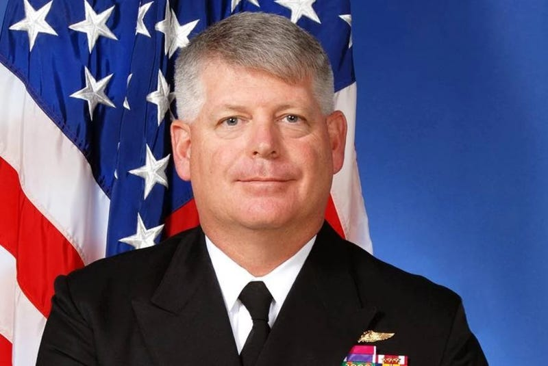 "Navy Admiral to Plead Guilty in Extremely Rude Corruption Scandal Known as ""Fat Leonard"""