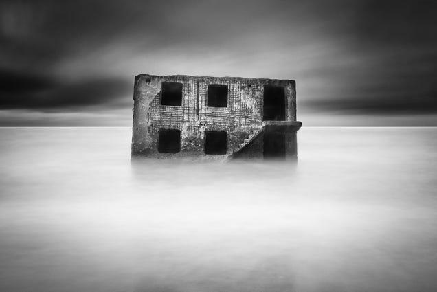 El distópico mundo de las bases de submarinos abandonadas 805315691760269229