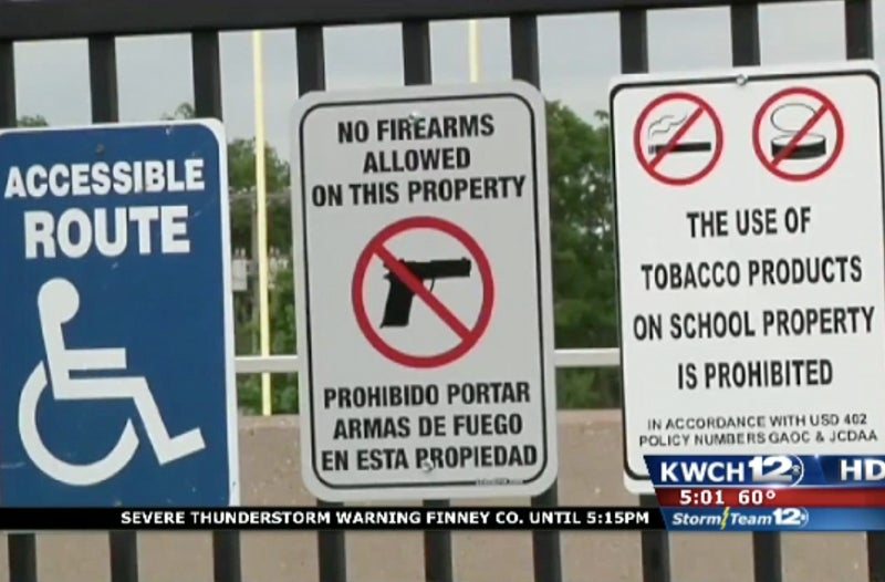 Concealed Carry Owner Accidentally Shoots Self, Woman at High School Graduation