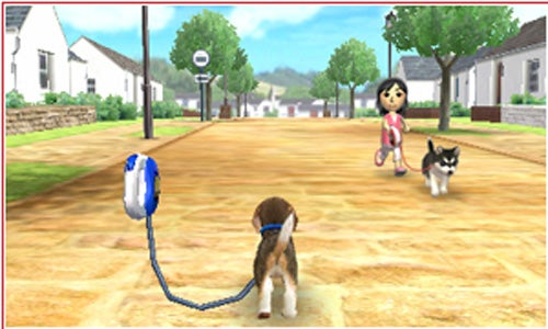 Nintendogs And Cats, Living Together, Mass Hysteria
