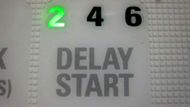 When Delaying Failed Projects Is Better than Quitting