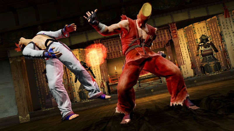 Tekken 6 Preview: When Pigs Fly