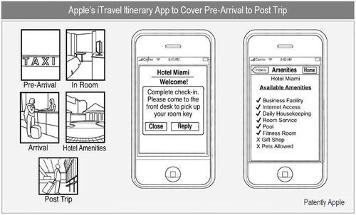 Apple Patents Suggest You'll Soon Rely On Apps To Get Dressed And Leave The House