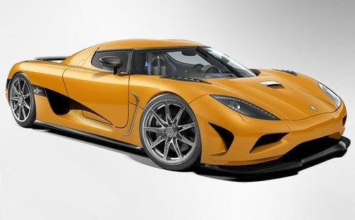 Koenigsegg Agera's Coats Of Many Colors