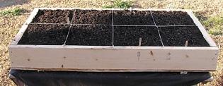 Build a Square Foot Garden