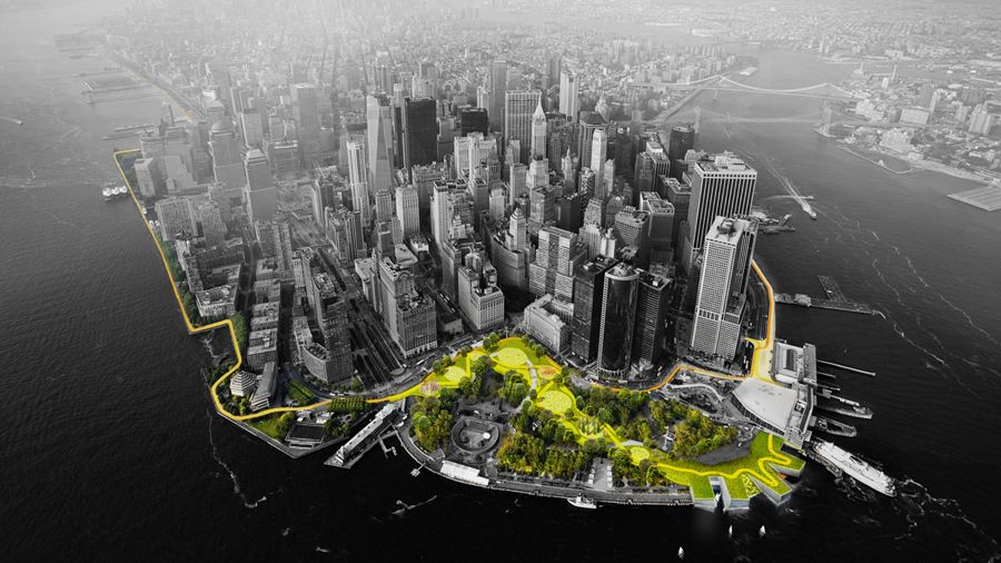 NYC Is Actually Building These Radical Storm-Proofing Systems