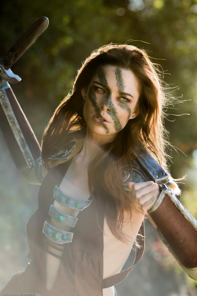Incredible Skyrim Cosplay Gets Your Week Started Just Right