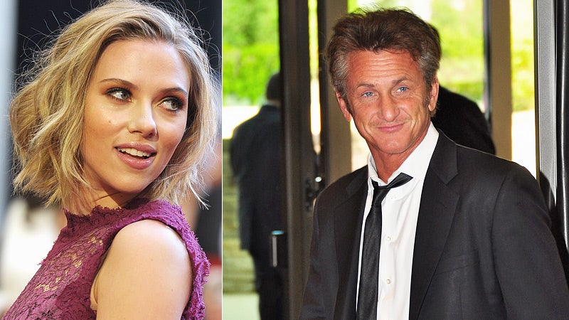 Scarlett Johansson 'Determined' to Bear Sean Penn's Child, and Other Rumors