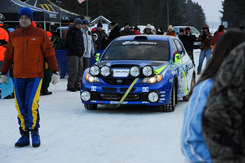 2009 Sno*Drift Rally: The Movie