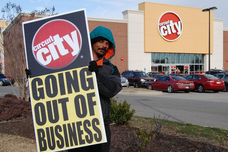 Circuit City: And Now It's Dead