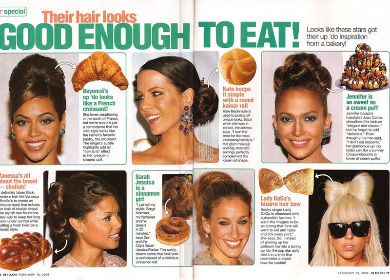 This Week In Tabloids: Jessica's Not Fat, Demi's Not Aging, Angie's Not Preg