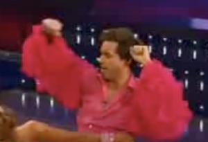 Rocco DiSpirito Serves Up Hot Plate Of Bad Dancing