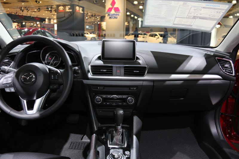 This Is The Worst New Trend In Car Interior Design