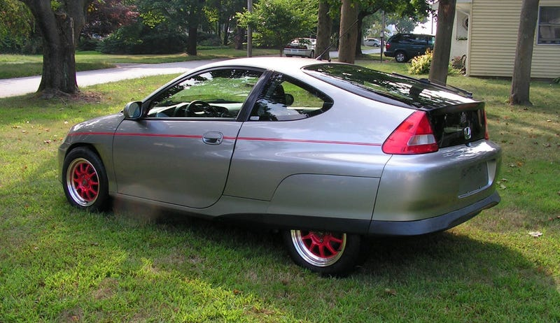This Modified Honda Insight Is What The CR-Z Should Have Been