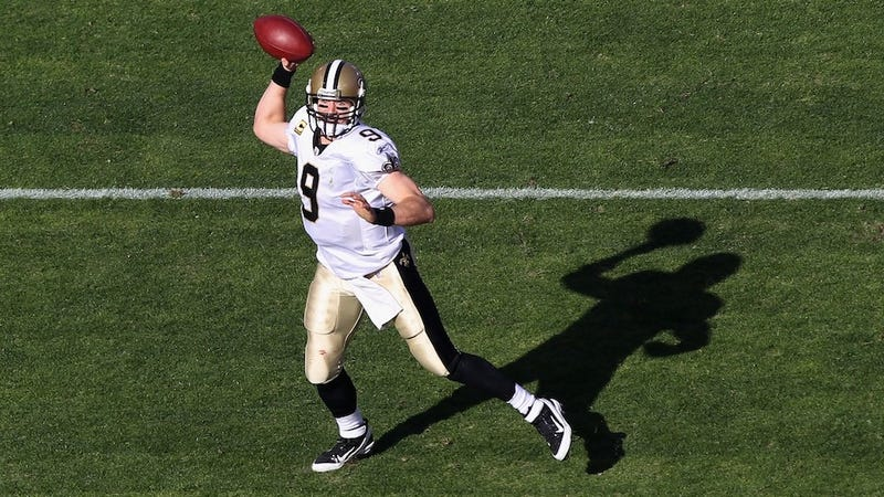 Drew Brees Says He Never Cared About Being The NFL's Highest Paid Player
