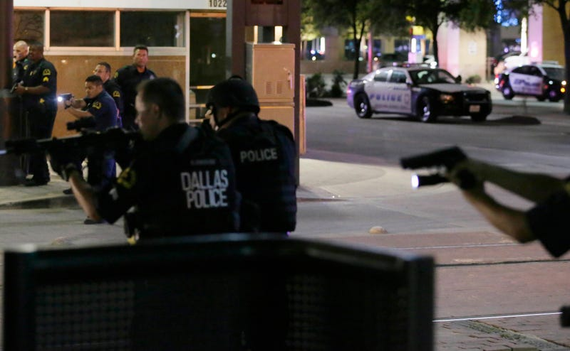 Dallas Police Have Released the Man They Wrongly Identified as a Suspect