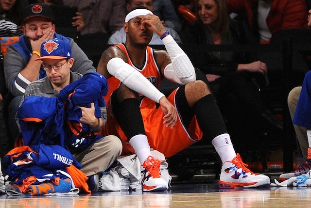 Holiday Gift Guide: Gifts For Sad Knicks Fans