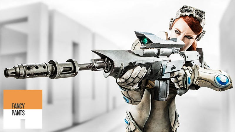 StarCraft's Kerrigan Is The Queen Of Blades Cosplay