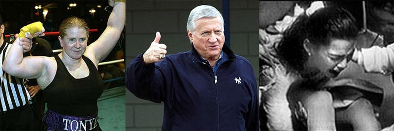 "Did George Steinbrenner Help ""Gillooly"" Nancy Kerrigan?"