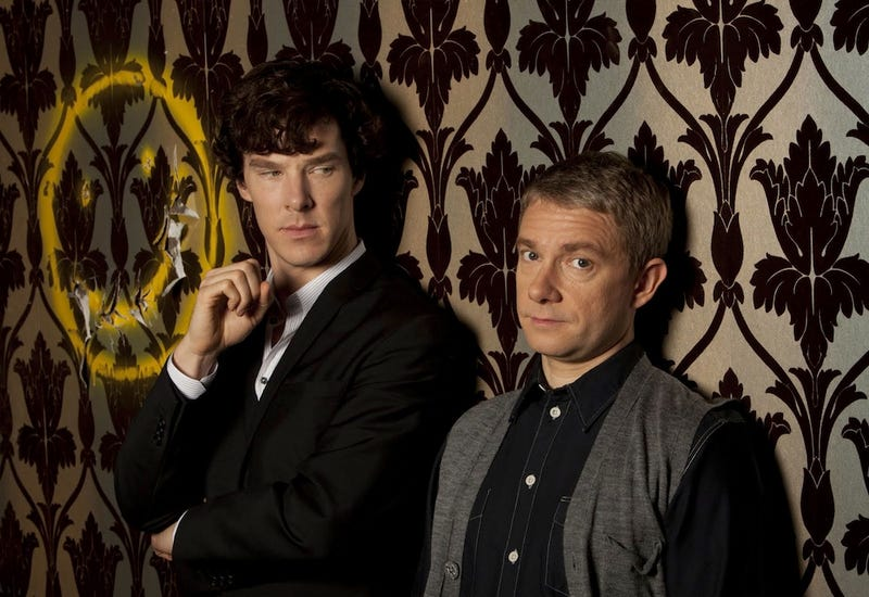 The first official Sherlock convention is finally coming to America!