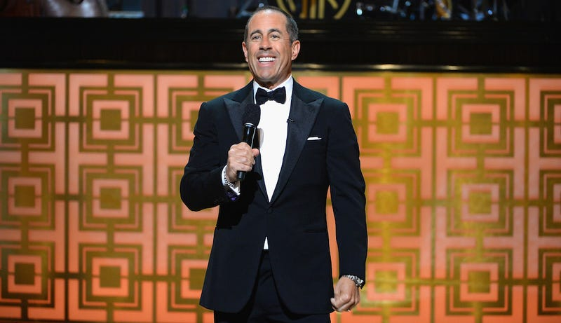 Is Jerry Seinfeld OK?