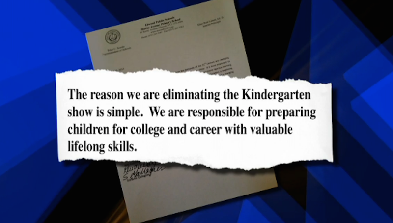 Annual Kindergarten Show Canceled to Allow Kids to Focus on College