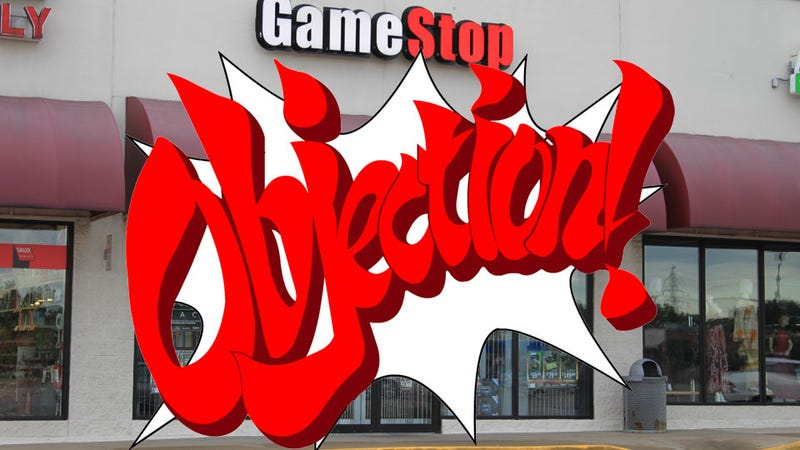 GameStop In Court Accused Of Hoarding Personal Info
