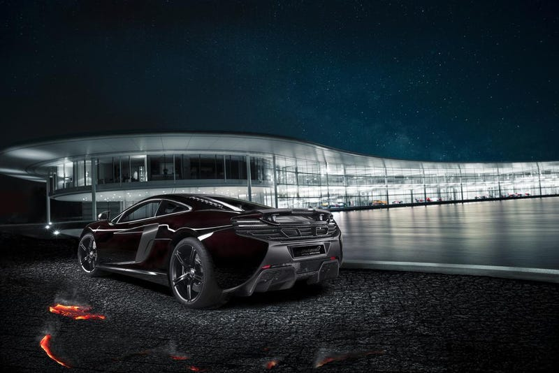 The McLaren Special Operations 650S Turns Your Cash Into Lava