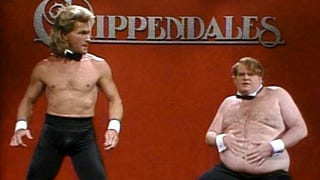 So Sorry: Here's Marco Rubio Dressed Like a Chippendale's Dancer