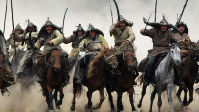 How Mongolian hordes reduced the Earth's carbon footprint